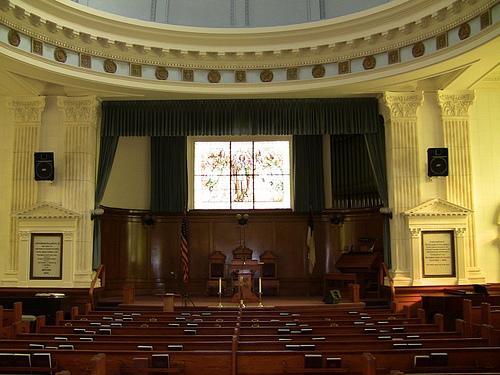 Hollenbeck Memorial Chapel, 1908