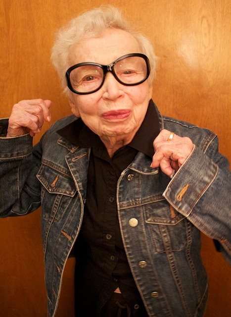 """Barbara """"Cutie"""" Cooper (1917 – 2016)"""